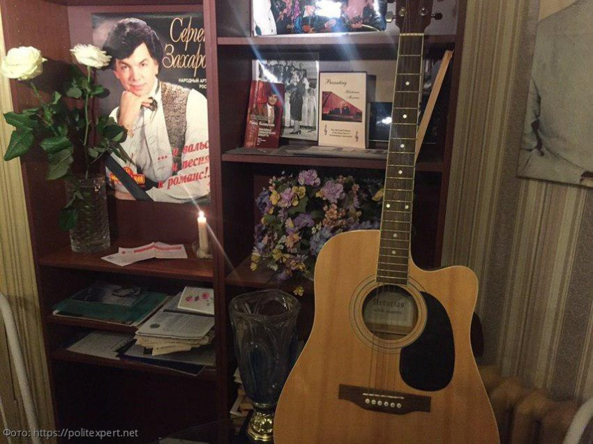 Упокоилась душа: певца Сергея Захарова похоронили спустя три месяца после смерти