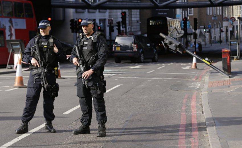 ОПМ - организованный преступный мир Англии