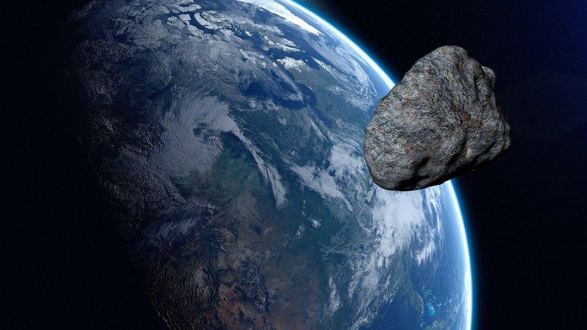 К Земле приближается астероид 2006 QV89: случится ли столкновение