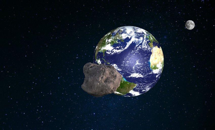 Астрономы его не заметили: возле Земли пролетел 130-метровый астероид