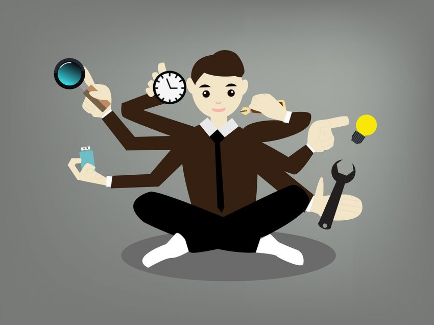 Концентрация на одной задаче: как научиться не отвлекаться на посторонние дела