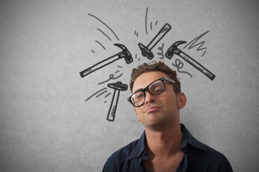 Как убрать негативные мысли из головы: 4 простых шага