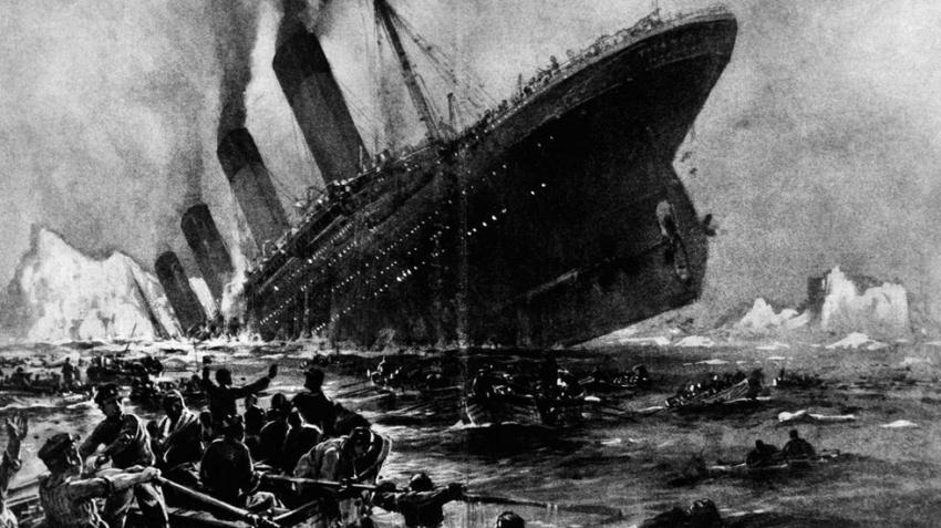 Пассажир лайнера назвал настоящую причину крушения Титаника