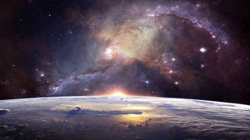 Возле нашей галактики образовалась огромная пустота