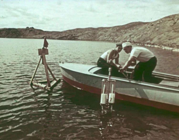 Атомное озеро Чаган - экспериментальный проект СССР