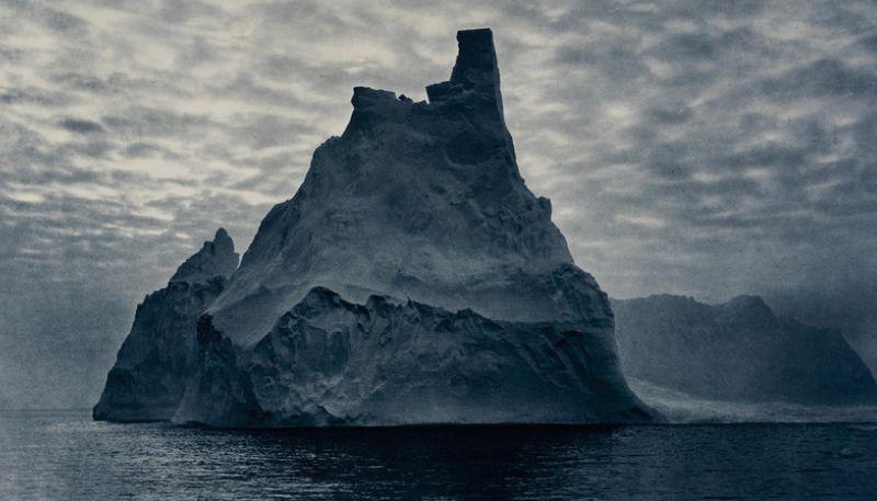 Антарктида в начале 20 века: впечатляющие фотографии страны льдов