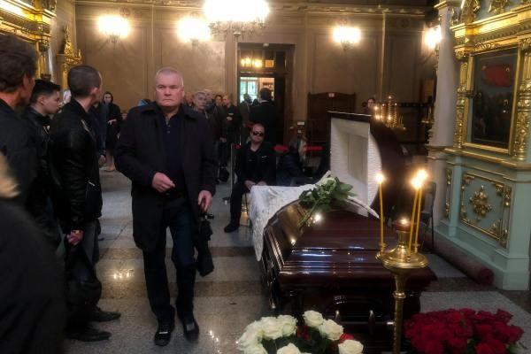 Вилли Токарев: похороны состоялись в Москве, причина смерти