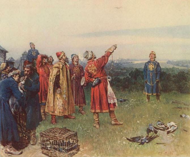 ПОДКАБЛУЧНИК – кого на Руси называли этим словом?