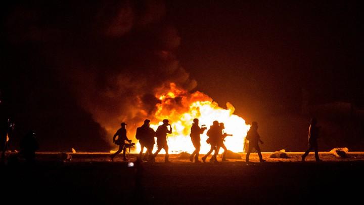 Каким будет развал США — откровения аналитика Питера Ельцова