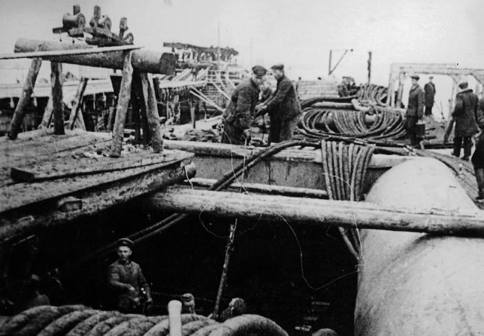 «Кабель жизни»: Как женщины-водолазы проводили электричество в Ленинград