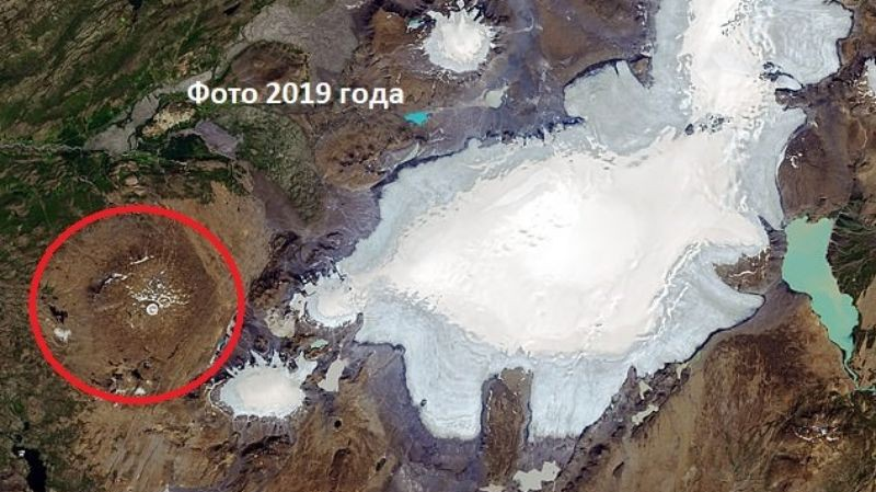 Ученые шокированы: в Исландии растаял огромный ледник