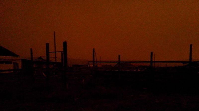 """В Якутии """"пропало"""" солнце: жители России наблюдали странное явление"""