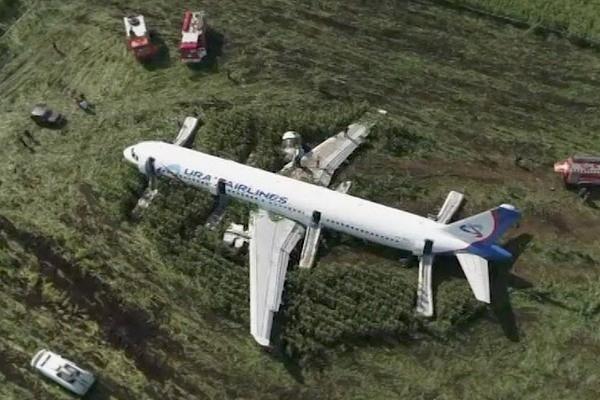 Самолет вчера авария в Подмосковье: новости сегодня, 16 августа, последние