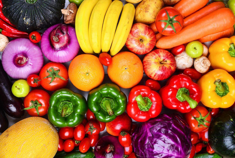 Овощи яркие картинки