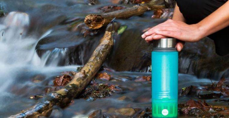 Как в экстремальных условиях очистить загрязненную воду