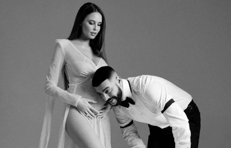 Тимати и Анастасия Решетова готовятся стать родителями