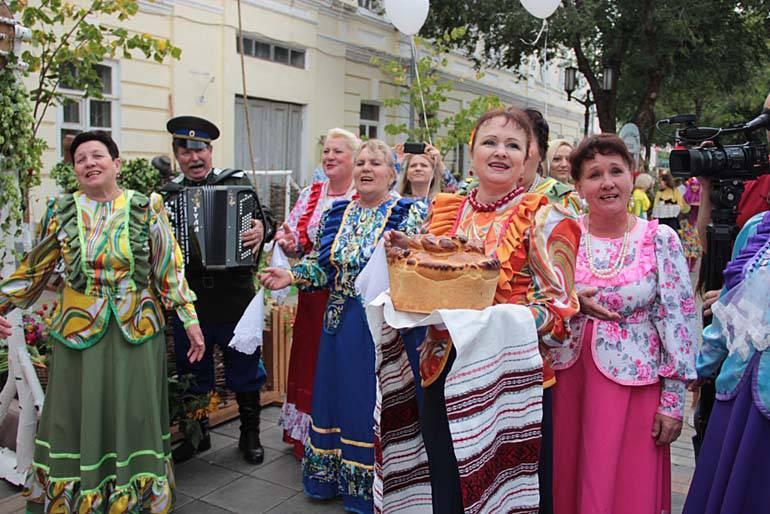 День города Оренбург жители будут праздновать на протяжении нескольких дней
