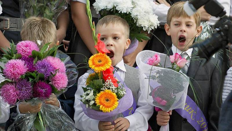 Когда в 2019 году будет День знаний в Москве, если 1 сентября воскресенье
