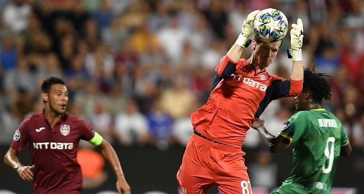 Славия Прага – ЧФР Клуж: прямая онлайн трансляция ответного матча плей-офф квалификации Лиги чемпионов 28 августа 2019 года