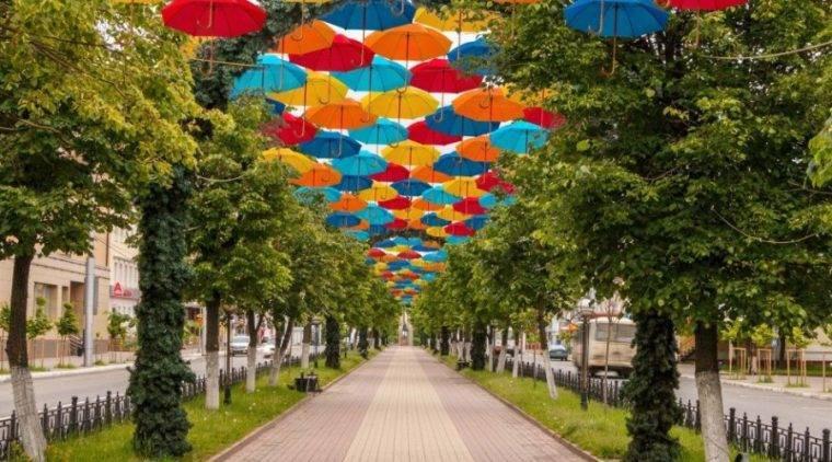 На День города 31 августа 2019 в Калуге пройдут масштабные мероприятия