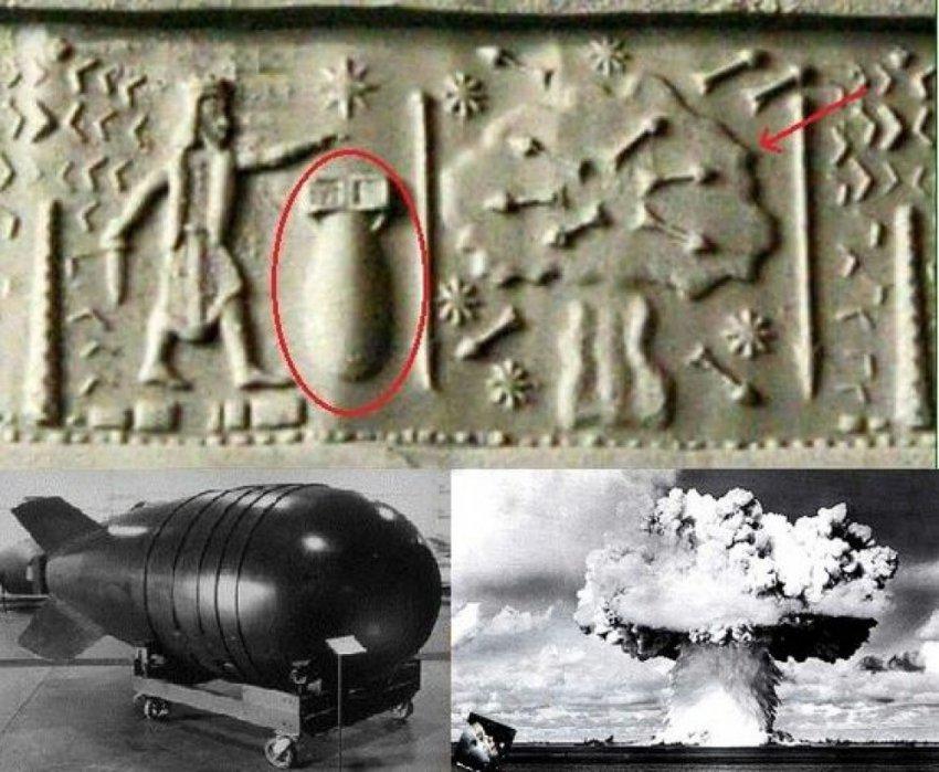 Ядерные Войны и Технологии Прошлых Цивилизаций.