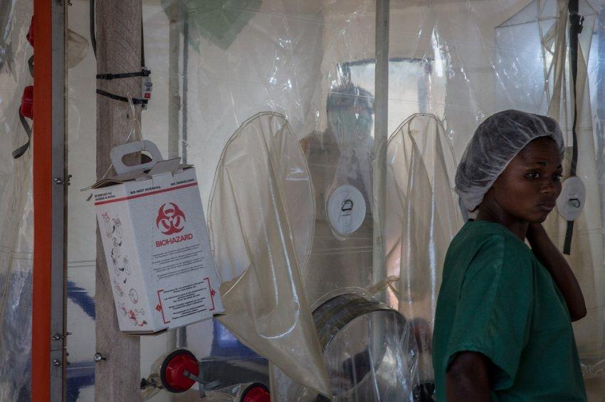 Ветеран советской разведки узнал о вирусе Эбола в далёких 1970-х