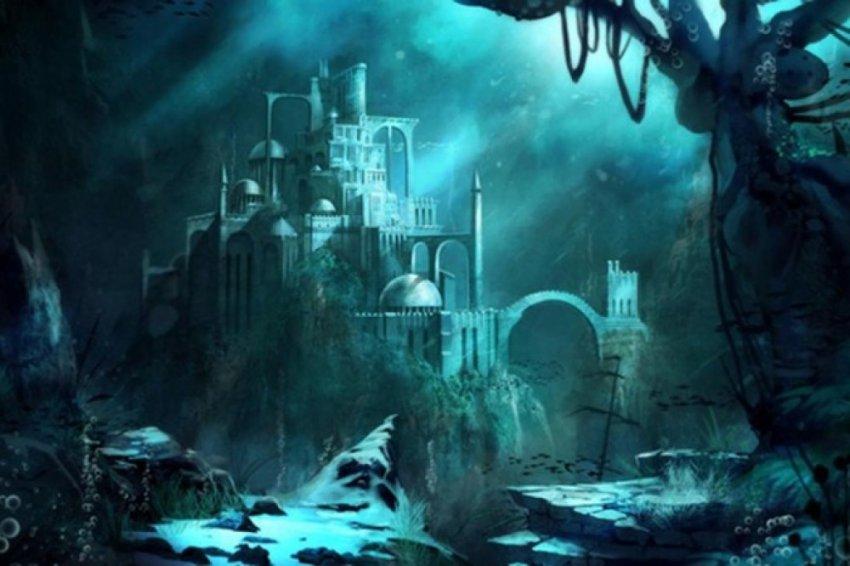 Самые древние, доступные и загадочные подводные города