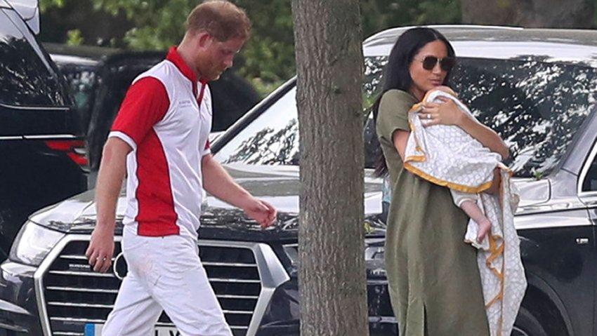 Соседи принца Гарри и Меган Маркл возмущены прихотью герцогов Сассекских