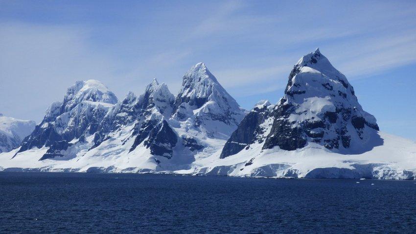 В Антарктиде нашли радиоактивный пепел сверхновой