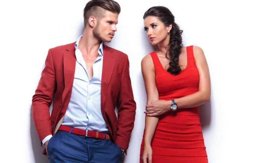Какой цвет в одежде вы выбираете: от него зависят отношения с противоположным полом
