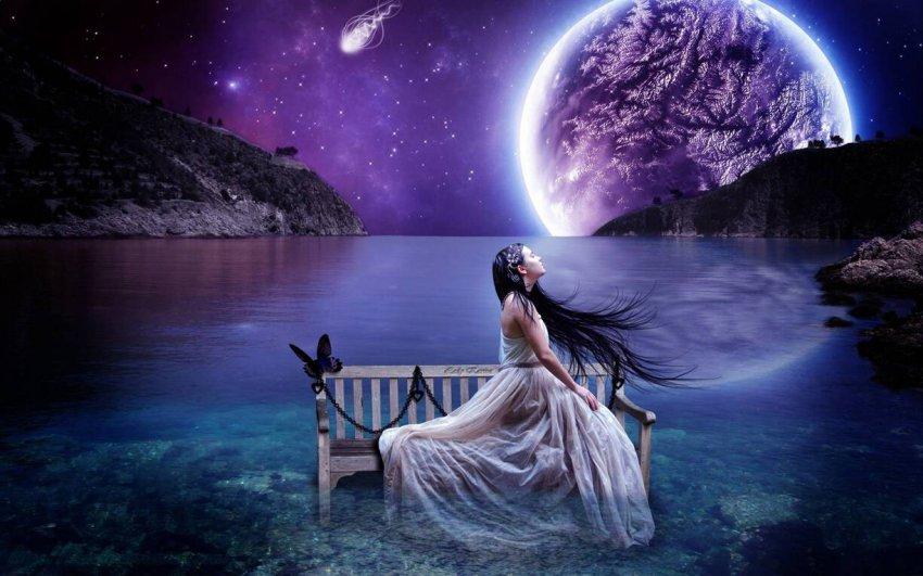 Сбудутся ли прогнозы астрологов: что ждет нас в Полнолуние в Водолее 15 августа 2019 года?