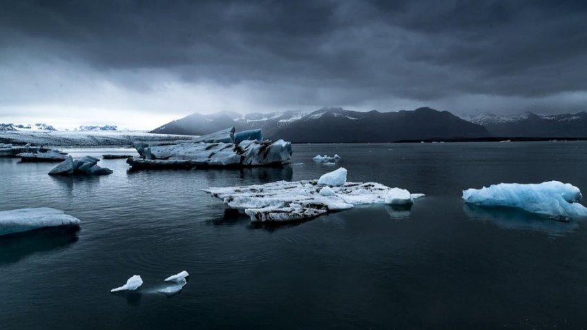 Ледники Антарктиды тают с невероятной скоростью