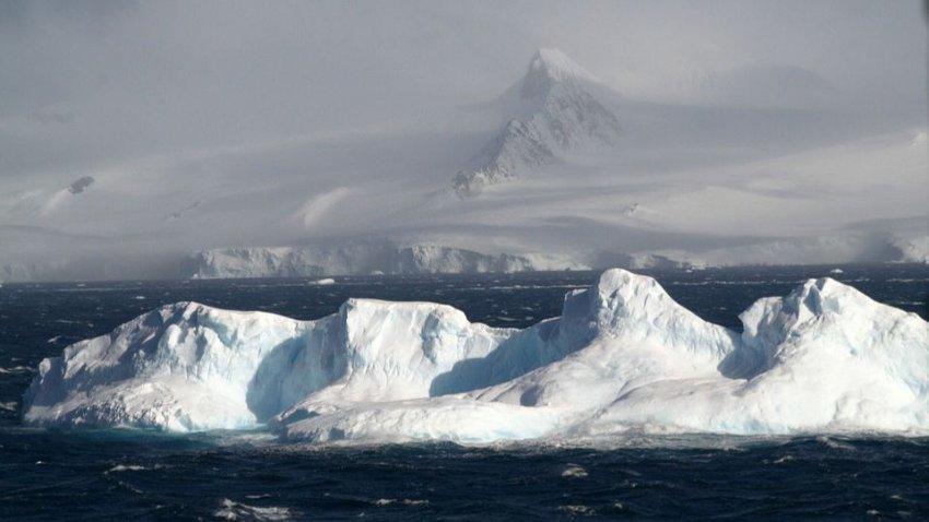 Термоядерный взрыв в Антарктиде: найдены следы страшного события в далеком прошлом