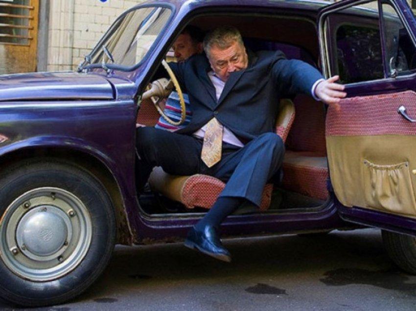 Вброс о запрете старых авто – классическая провокация