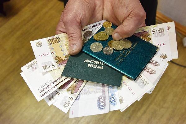 Власти отчитались о росте пенсий россиян
