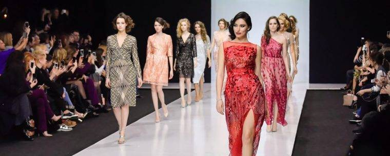 Попасть на неделю моды «Moscow fashion week 2019» осенью 2019 года в Москве можно только по пригласительным