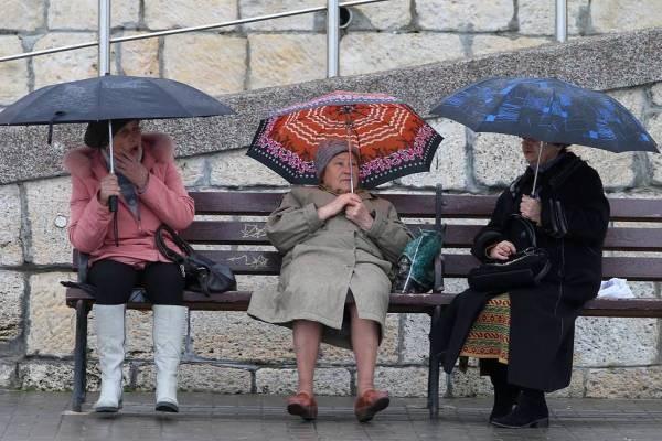 В России задумались вновь повысить пенсионный возраст