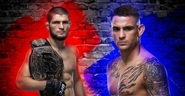 Прямая онлайн трансляция турнира UFC 242 Нурмагомедов-Порье из Абу-Даби 7 сентября 2019