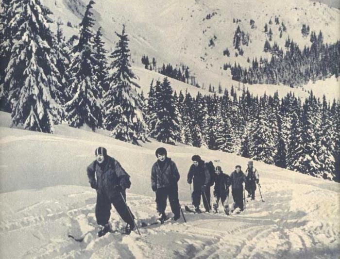 Трезвые мужские забавы в советские времена