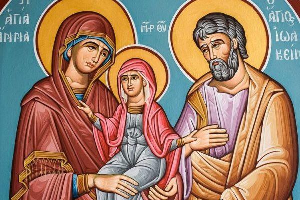22 сентября 2019 года отмечается церковный праздник Аким и Анна