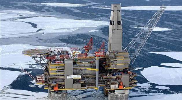 Планы американцев по бурению в Арктике — много слов на тему океанического бурения