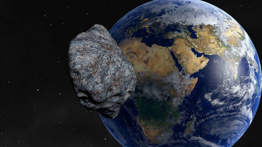 Астероид 2006 QV89: упадет ли он 9 сентября на Землю