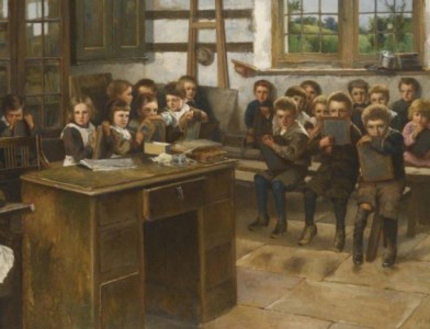 Наказания в школах царского периода, как неотъемлемая часть воспитания