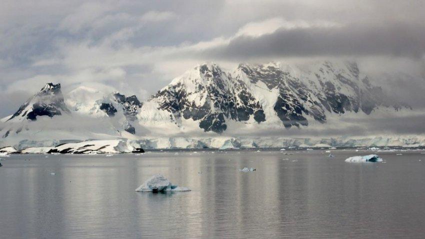 Ученые бьют тревогу: в Антарктиде на поверхность вышла радиация