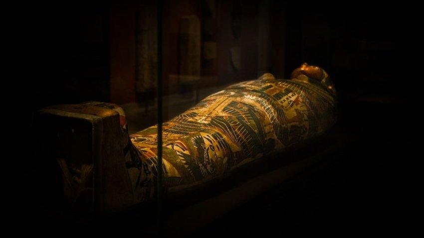 30 татуировок на теле 1000-летней мумии: ученые выяснили их значение