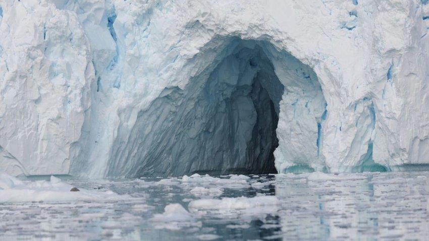 Высокая радиация в Антарктиде: ученые назвали причину