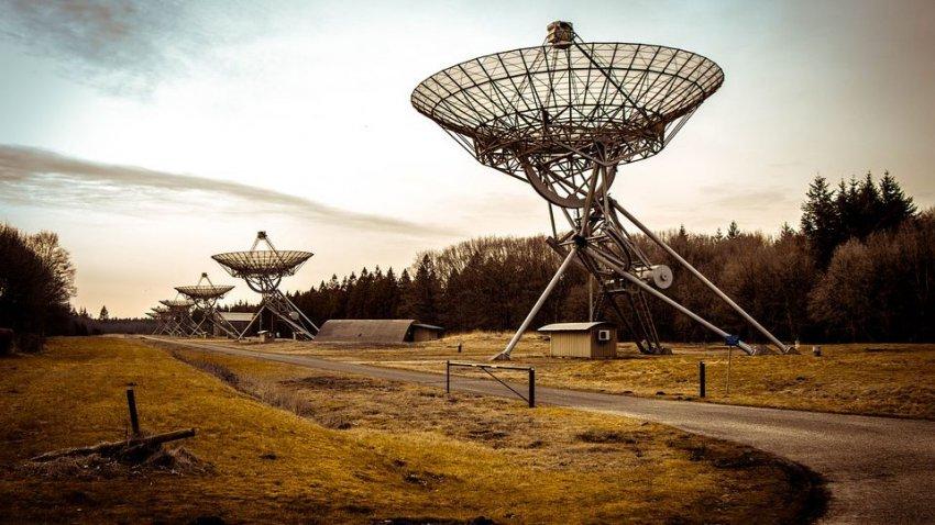Неизвестная звезда посылает на Землю радиосигналы
