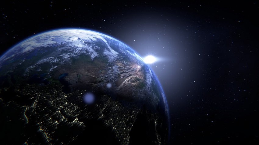 Экс-сотрудница НАСА: в центре Земли находится черная дыра