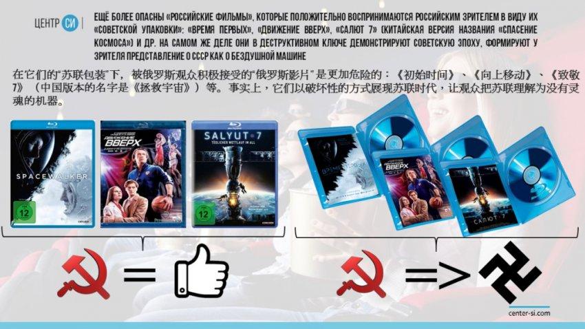 """Киноиндустрия - сборник шаблонов """"правильной"""" жизни"""