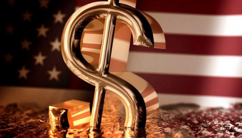 22 трлн долларов - государственный долг США. На чём держится доллар?